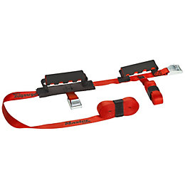Master Lock Red & Black 5.5m 2 Person