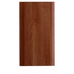IT Kitchens Sandford Walnut Effect Modern Standard Door