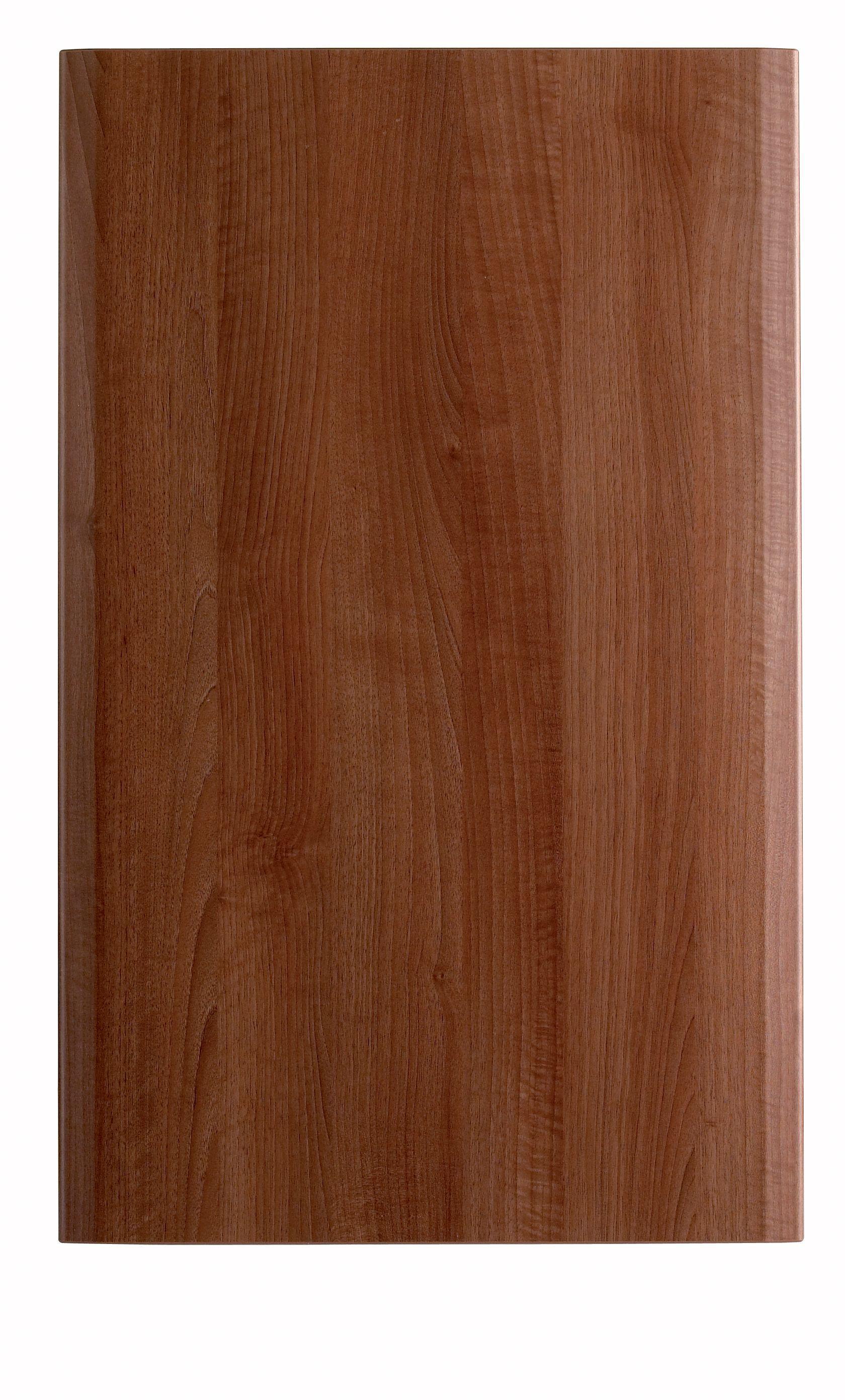 It Kitchens Sandford Walnut Effect Modern Larder Door (w)600mm, Set Of 2