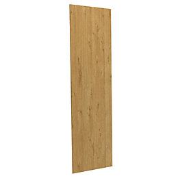 Darwin Modular Oak Effect Matt Tall Linen Door