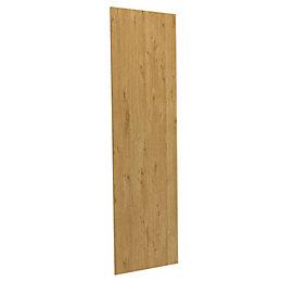 Darwin Modular Oak Effect Matt Tall Linen Door