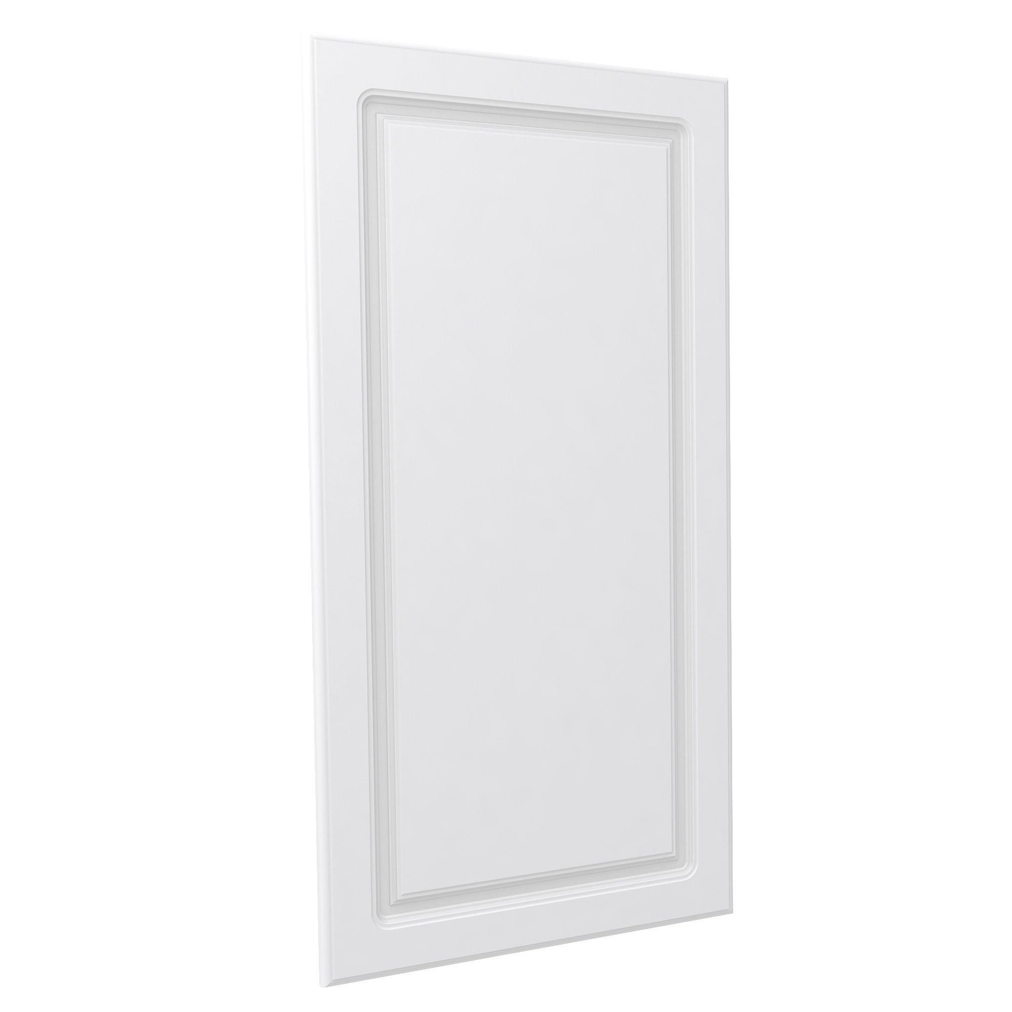 darwin modular white chest cabinet door h 958mm w 497mm
