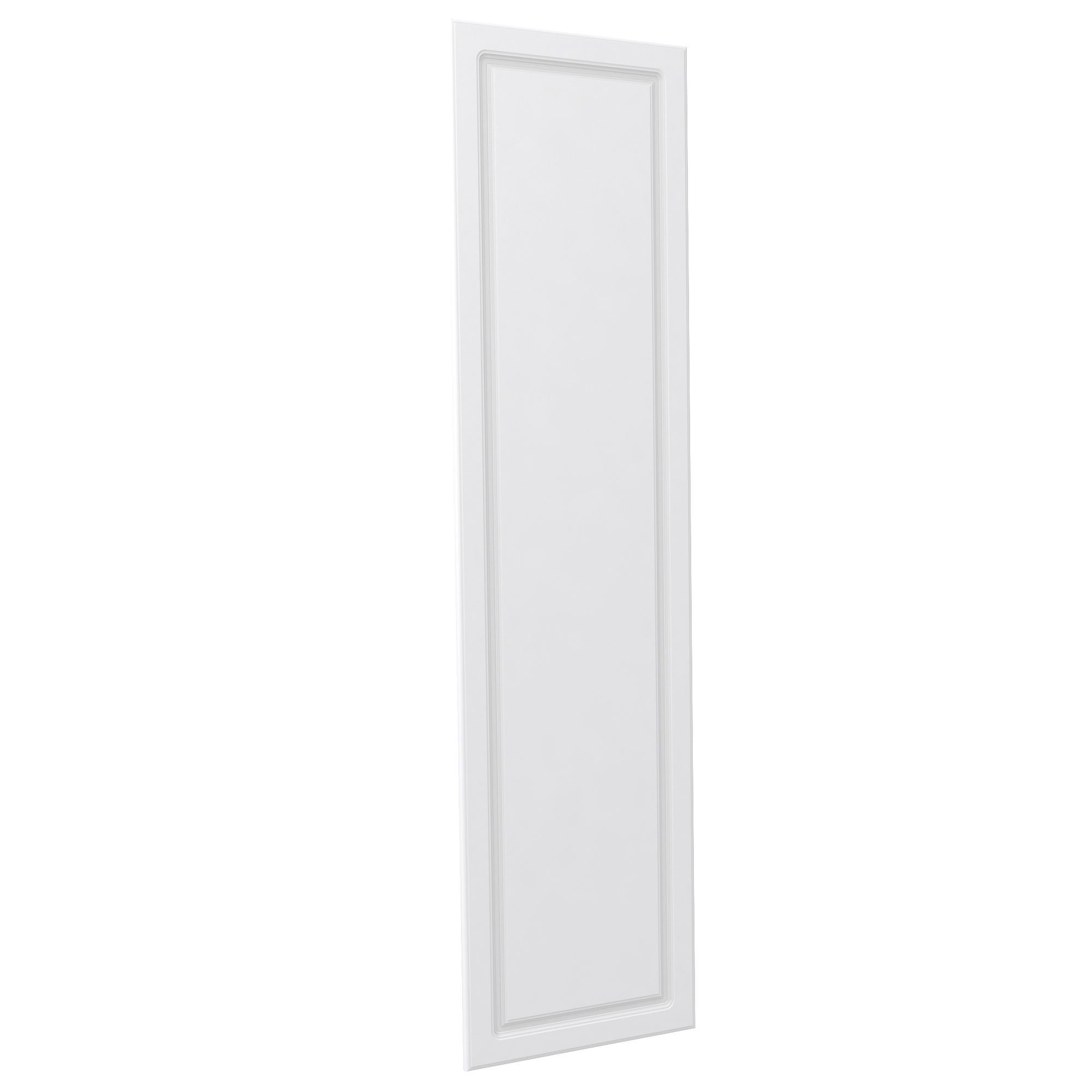 Darwin Modular White Wardrobe Door (h)1930mm (w)497mm