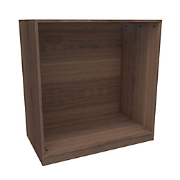 Darwin Modular Walnut Effect Chest Cabinet (H)1026mm (W)1000mm