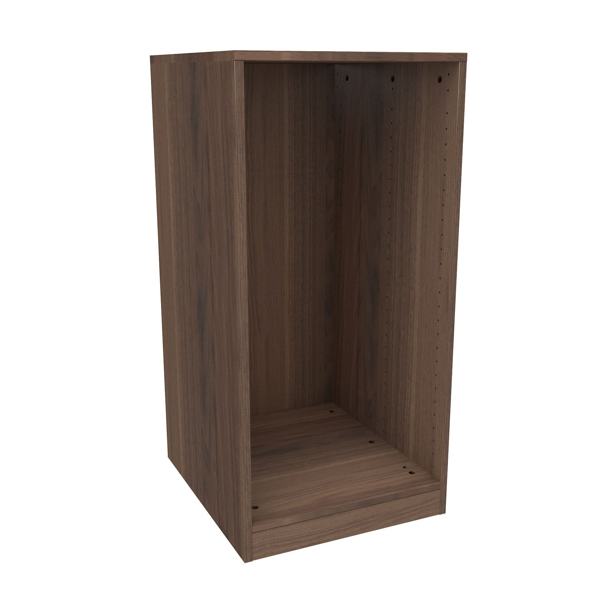 Darwin Modular Walnut Effect Chest Cabinet (h)1026mm (w)500mm (d)566mm