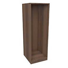 Darwin Modular Walnut Effect Large Chest Cabinet (H)1506mm