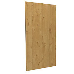 Darwin Modular Oak Effect Chest Cabinet Door (H)958mm