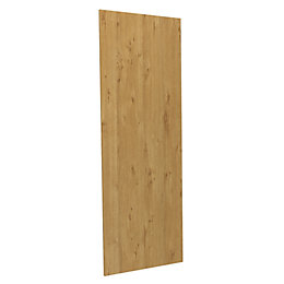 Darwin Modular Oak Effect Matt Large Chest Cabinet