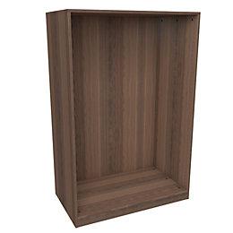 Darwin Modular Walnut Effect Large Chest Cabinet (H)1506