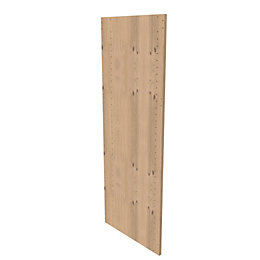 Form Perkin Natural Oak Storage Partition Panel (H)1208mm