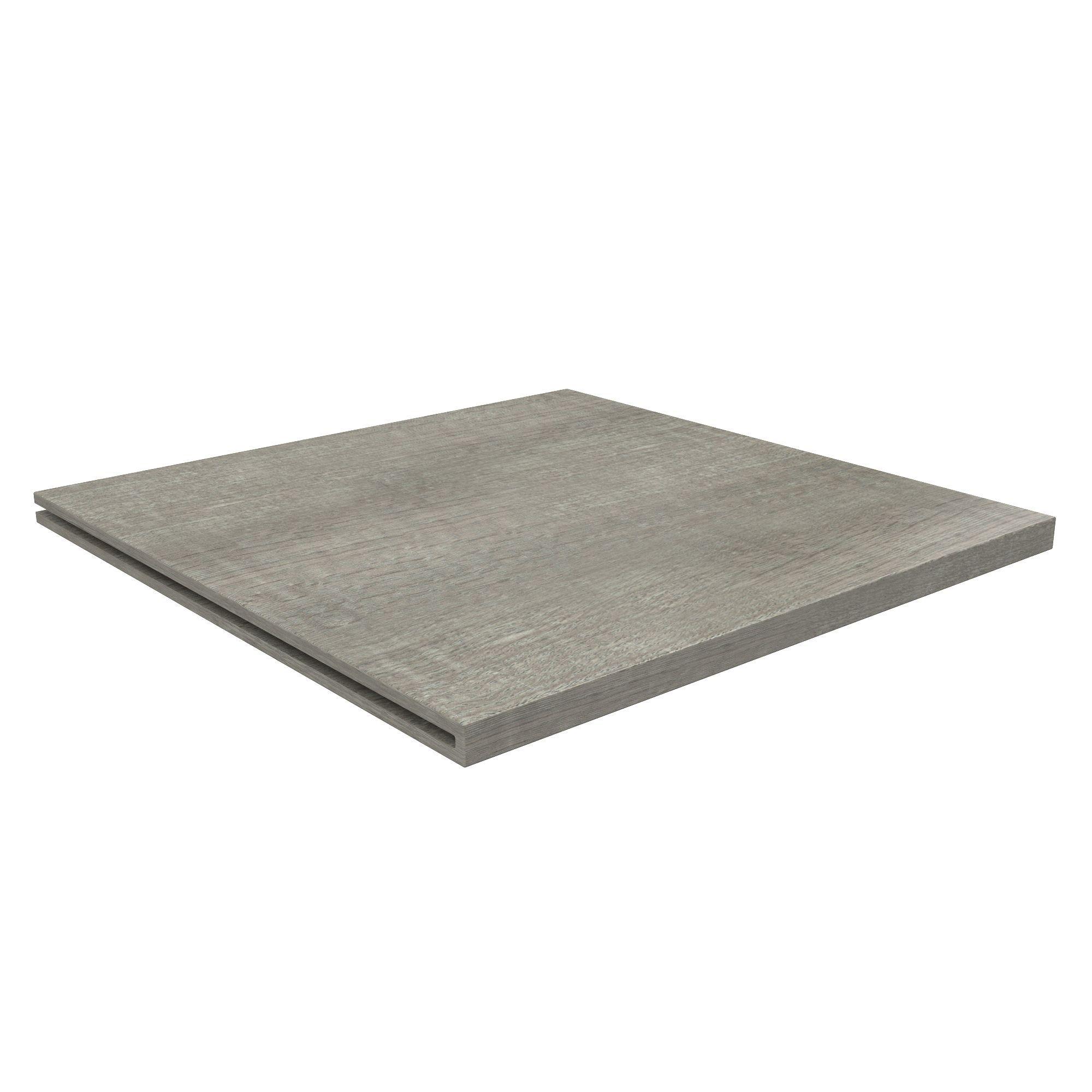 Form Konnect Grey Shelf (w)328mm