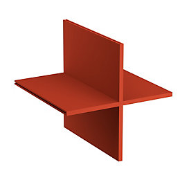 Form Konnect Red Internal Cube Divider (W)328mm