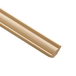Coving Moulding (T)20.5mm (W)20.5mm (L)2400mm