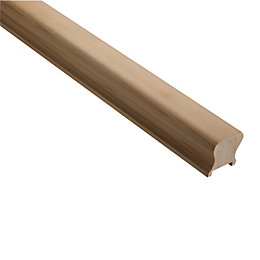 Hemlock Heavy Handrail (L)2400mm