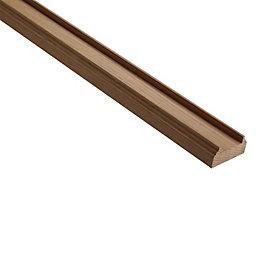 Oak Baserail (L)2400mm