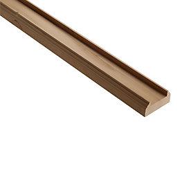 Hemlock Baserail (L)3600mm