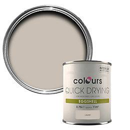 Colours Lauren Eggshell Wood & Metal Paint 750ml