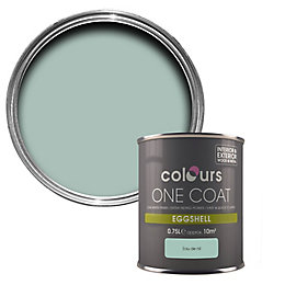 Colours One Coat Eau De Nil Eggshell Wood