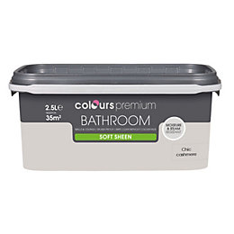 Colours Bathroom Chic Cashmere Soft Sheen Emulsion Paint
