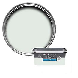 Colours Durable Mint Secret Matt Emulsion Paint 2.5L
