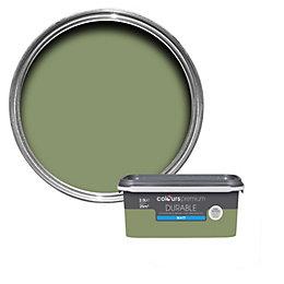 Colours Durable Pastures Matt Emulsion Paint 2.5L