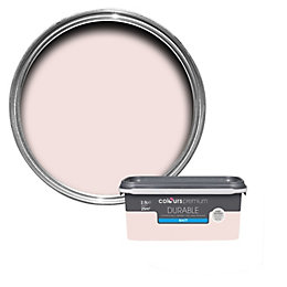 Colours Subtle Blush Matt Emulsion Paint 2.5L
