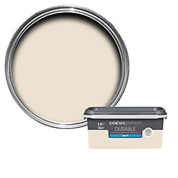 Colours Soft Almond Matt Emulsion Paint 2.5L