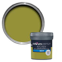 Colours Kitchen Flora`S Garden Matt Emulsion Paint 50ml