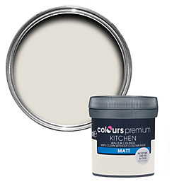Colours Kitchen Victorian Lace Matt Emulsion Paint 0.05L