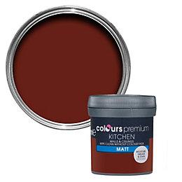 Colours Kitchen Aromatic Matt Emulsion Paint 50ml Tester