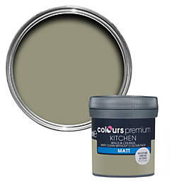 Colours Kitchen Alep Matt Emulsion Paint 0.05L Tester