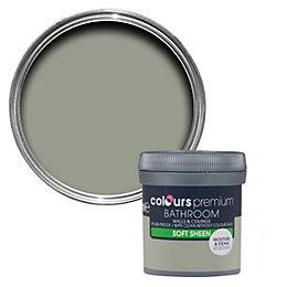 Colours Bathroom Fossilised Soft Sheen Emulsion Paint 50ml
