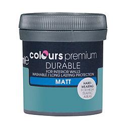 Colours Durable Lush Lagoon Matt Emulsion Paint 50ml