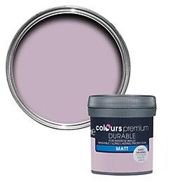 Colours Durable Orchid Matt Emulsion Paint 50ml Tester