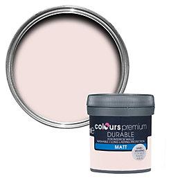 Colours Subtle Blush Matt Emulsion Paint 50ml Tester