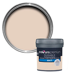 Colours Rose Vanilla Matt Emulsion Paint 50ml Tester