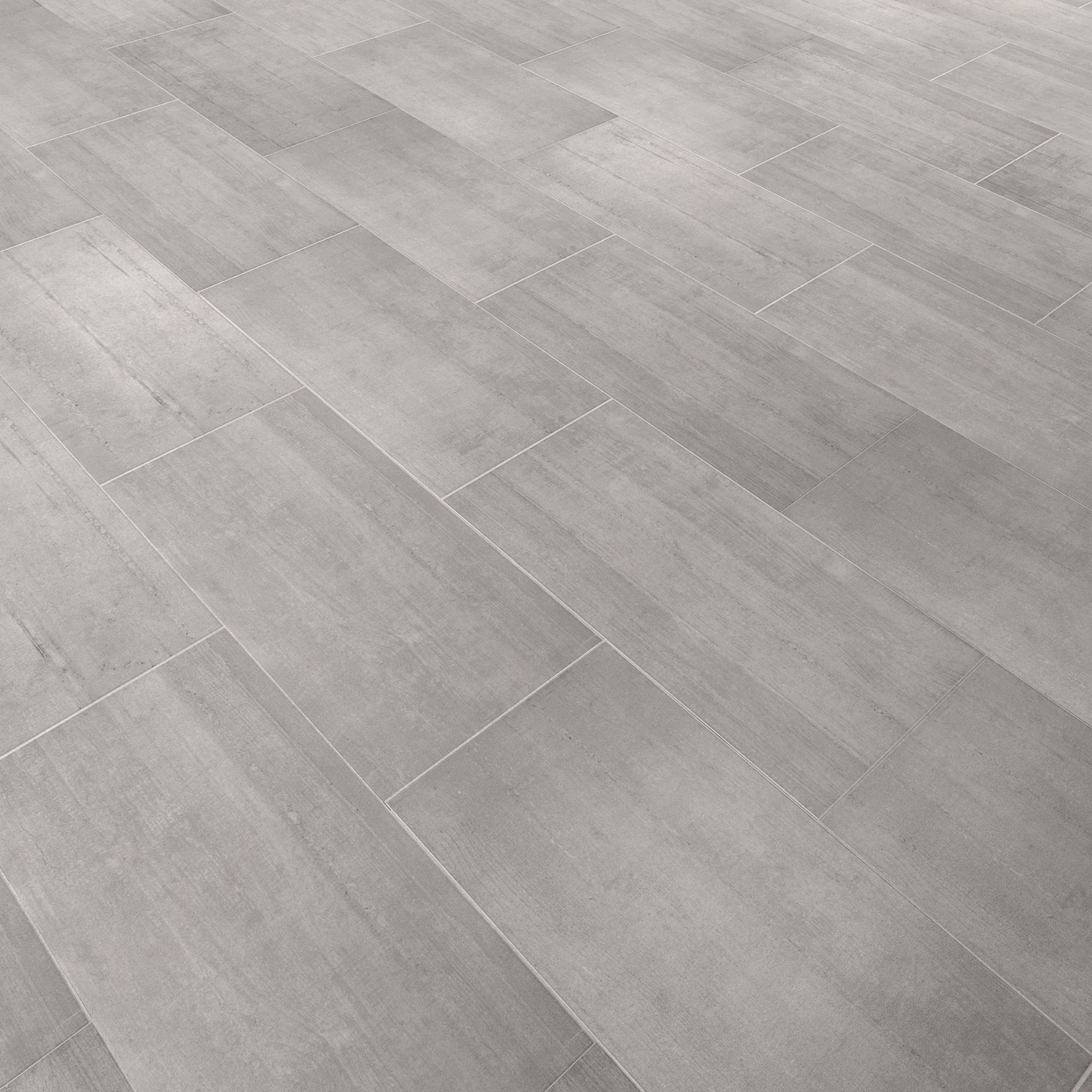 Grey Cement Floor : Leggiero grey concrete effect laminate flooring m²