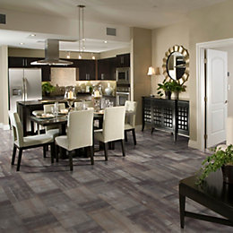 Belcanto Long Beach Pine Effect Laminate Flooring Sample