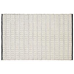 Colours Manzi Natural Stripe Rug (L)170cm (W)120cm