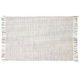 Colours Lianna Grey Tie Dye Rug (L)120cm (W)80cm