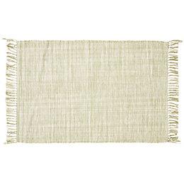 Colours Lianna Green Tie Dye Rug (L)120cm (W)80cm