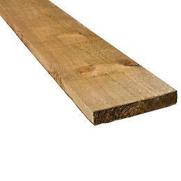 Blooma Timber 3m Gravel Board Of 1