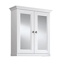 Cooke & Lewis Chadleigh Double Door White Matt