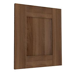 Darwin Modular Walnut Effect Shaker Bedside Cabinet Door