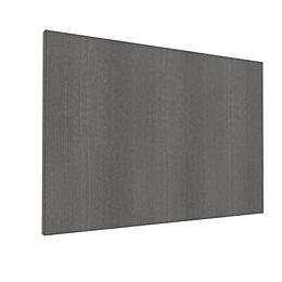 Darwin Modular Grey Oak Effect Bridging Door (H)348mm