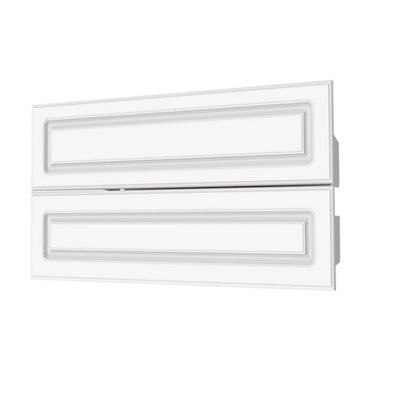 Darwin Modular White Drawer (h)240mm (w)750mm (d)566mm