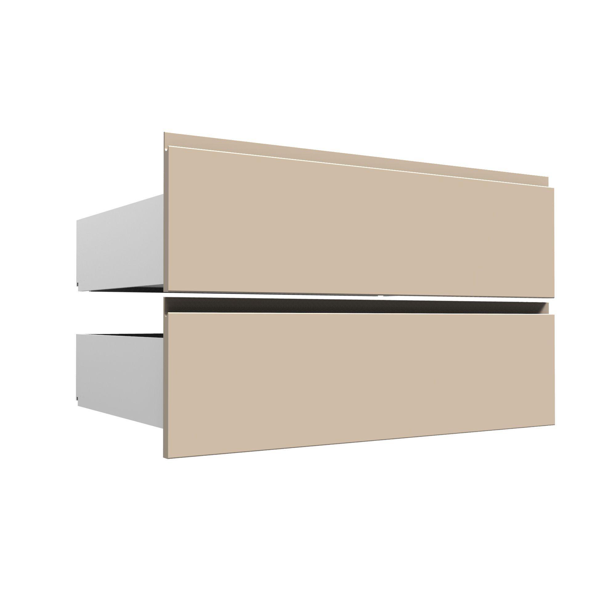 Darwin Modular Cream Drawer (h)240mm (w)750mm (d)566mm