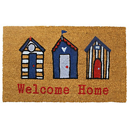 Colours Marcey Blue & Red Nautical Welcome Home