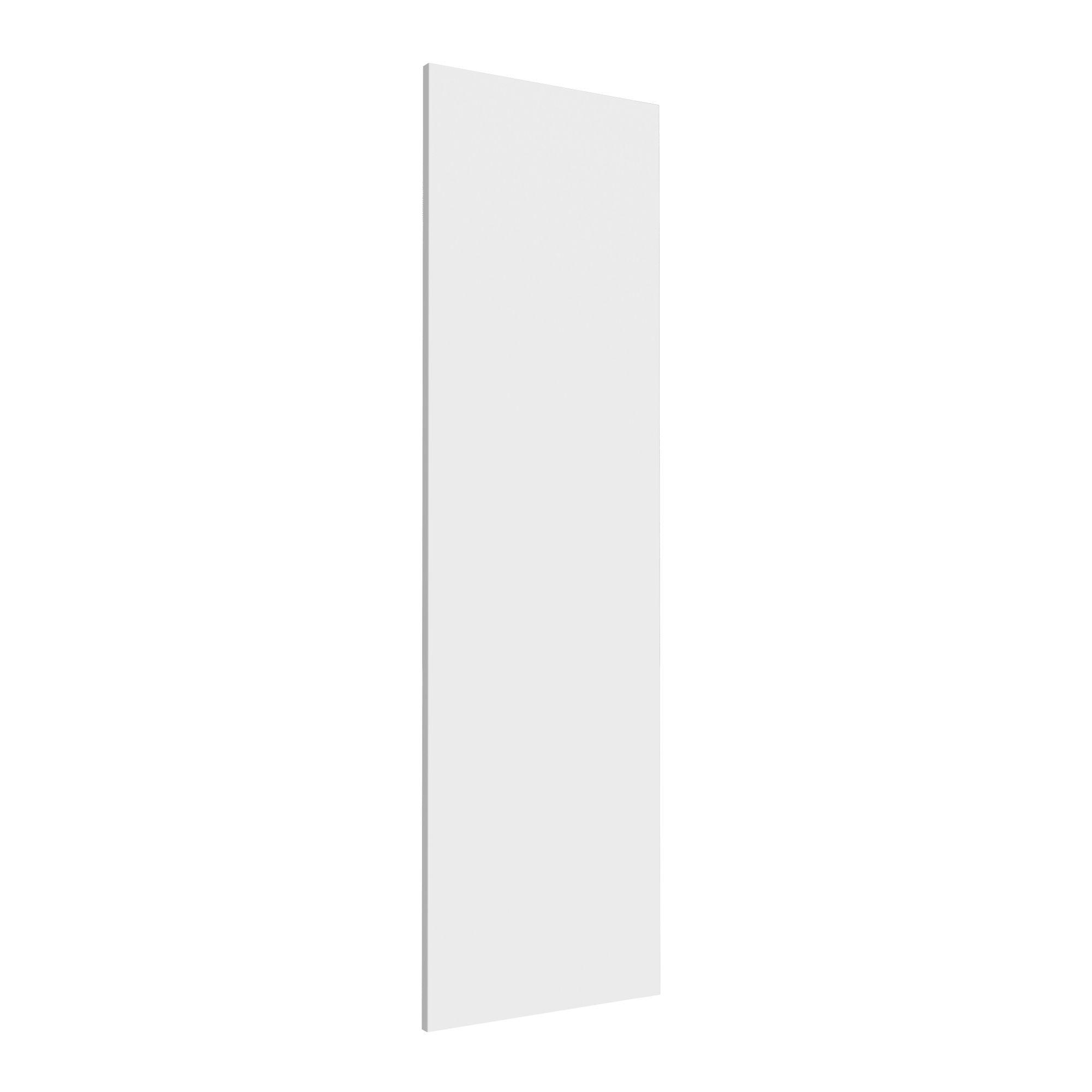 Darwin Modular White & Matt Wardrobe Door (h)1456mm (w)497mm (d)16mm