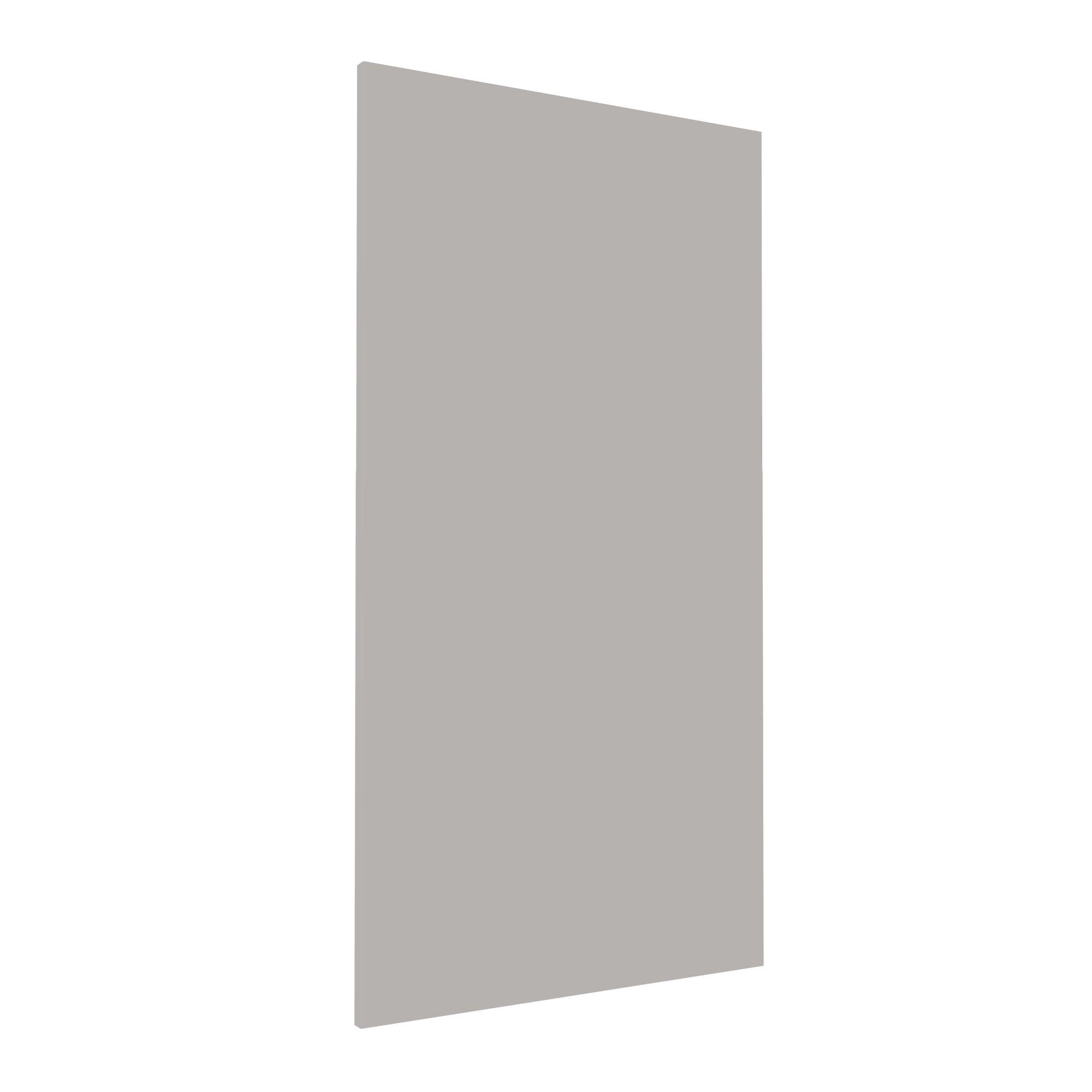 Darwin Modular Grey & Matt Chest Cabinet Door (h)958mm (w)497mm (d)16mm
